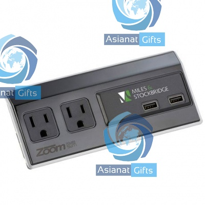 Power Slim Outlet and Charging Station