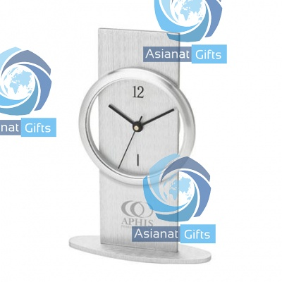 Floating Dial Design Desk Clock