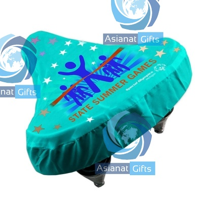 Bicycle Seat Cover, Full Color