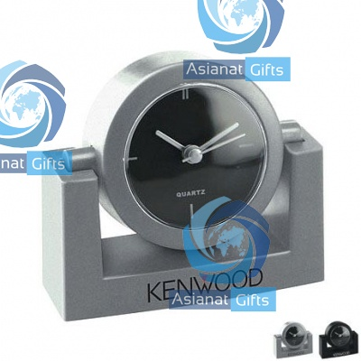 Swivel Analog Desk Clock