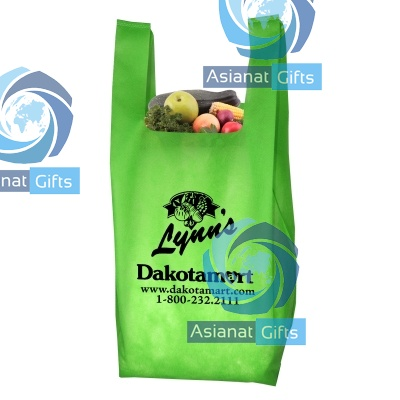 40 GSM Non-Woven Everyday Grocery Shopping Tote Bag