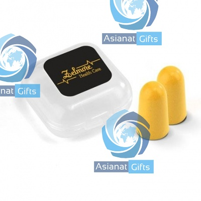 Two-Piece Ear Plug Pack