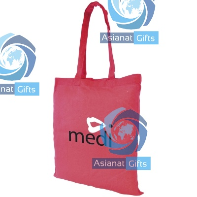 Budget Coloured Cotton Shopper