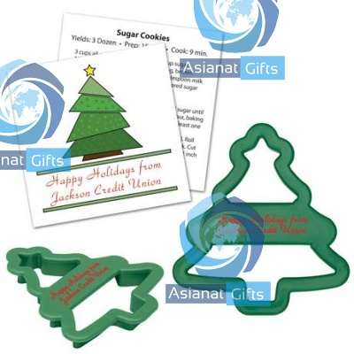 Tree Plastic Cookie Cutter