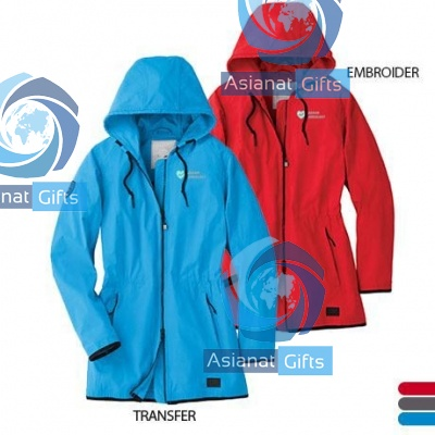 Martinriver Ladies' Rain Jacket