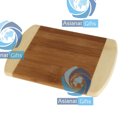 Bamboo Cutting Board with Laser Engraving